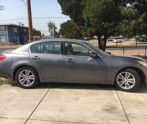 2007 to 2013 Infiniti parts for Sale in Lathrop, CA