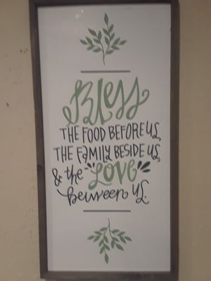 Kitchen Sign for Sale in North Richland Hills, TX