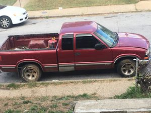 1998 Chevy s 10 for Sale in Capitol Heights, MD