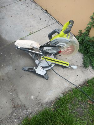 Miter Table Saw for Sale in Los Angeles, CA