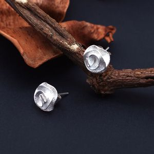 Earrings in pure silver, 950 handmade for Sale in Miami, FL