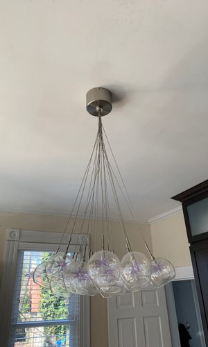 Modern light fixture for Sale in Columbus, OH