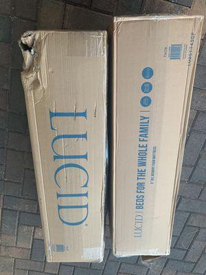 """5"""" twin gel memory foam mattress for Sale in Las Vegas, NV"""
