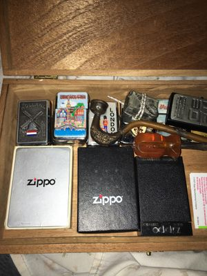 Zippo Ligthers , some collectibles. for Sale in Miami Beach, FL