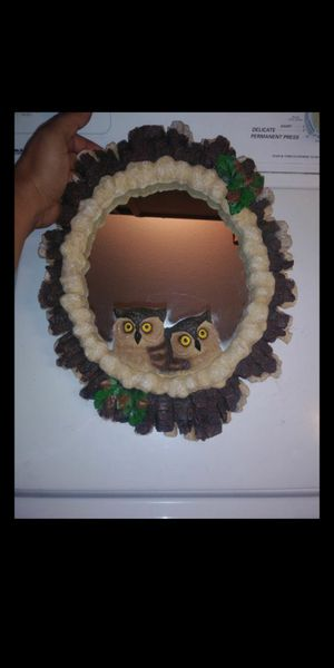 owl mirror for Sale in Fresno, CA