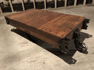 Early 1900's Antique Factory Cart for Sale in Martinsburg, WV
