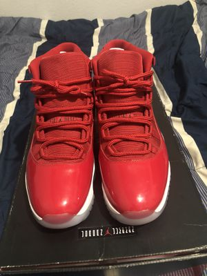 """Jordan 11 """"Gym Red"""" Size 13 for Sale in Tracy, CA"""