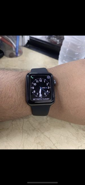 Apple Watch 3 42 mm gps + cellular for Sale in Cleveland, OH