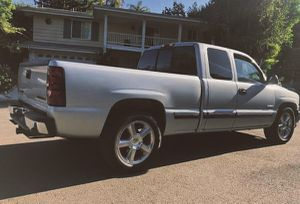 2001 Chevy Silverado Great work truck for Sale in Columbus, GA
