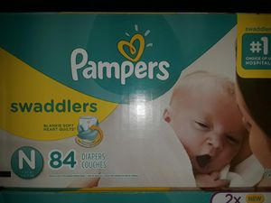 Baby Dipper pampers Newborn for Sale in Philadelphia, PA