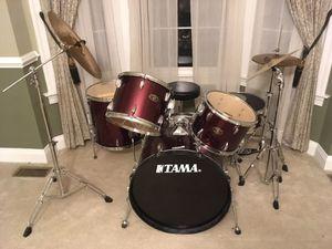 Tama Drum Set for Sale in Rockville, MD