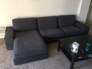 IKEA KIVIK Sectional Sofa 4-Seat for Sale in Alexandria, VA