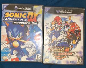 GameCube Sonic games for Sale in San Bernardino, CA