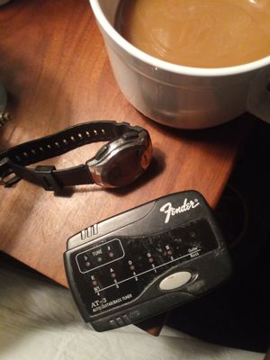 Fender Auto guitar and bass tuner. Free for Sale in Tampa, FL