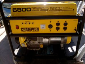 Champion 6800 for Sale in Las Vegas, NV