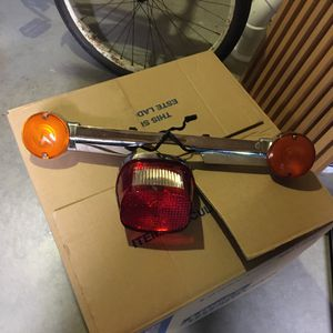 Road king tail lights for Sale in Bloomington, IL