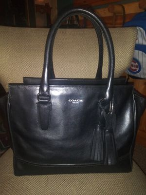 Leather Flagship Coach purse brand new for Sale in Rolling Meadows, IL