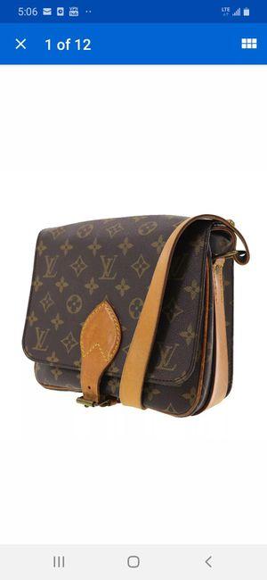 Beautiful rare authentic Louis Vuitton crossbody cartouchiere handbag for Sale in Las Vegas, NV