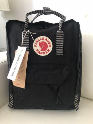 Fjallraven Kanken Backpack black for Sale in Miami Beach, FL