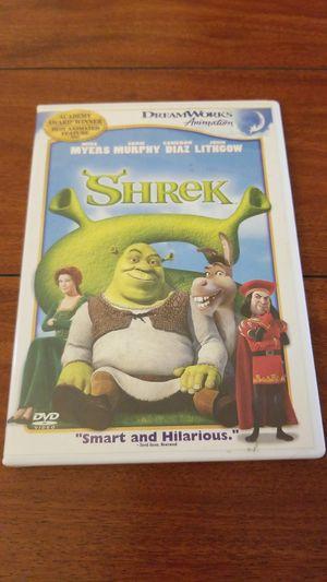 Shrek DVD for Sale in Lawndale, CA