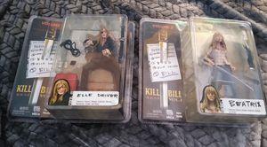 NEW Set of 2-NECA KILL BILL VOL 2 ELLE DRIVER & VOL 2 BEATRIX Action Figures for Sale in Fremont, CA