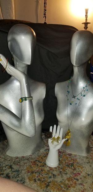 Set Lot Necklace Bracelet Earrings Boho Ring for Sale in Walbridge, OH