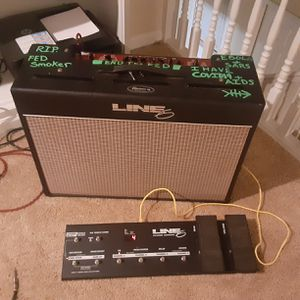Epiphone Les Paul + Line 6 and more for Sale in Mableton, GA