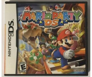 Nintendo DS Mario Party DS Case Artwork Manual Inserts NO GAME for Sale in Molalla, OR