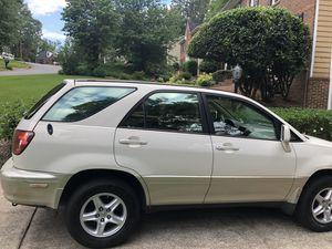 Lexus RX300 YEAR 1999 for Sale in Marietta, GA