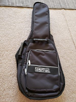 Wolf Pak Guitar case/Guitar bag for Sale in Garnet Valley, PA