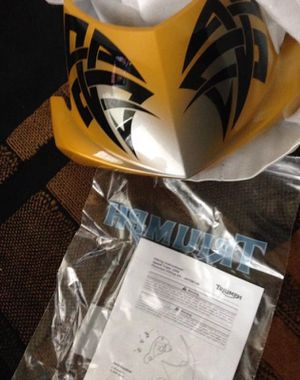 Genuine A9708130-ZFED Custom Paint Kit for Triumph Motorcycles for Sale in Palm Harbor, FL