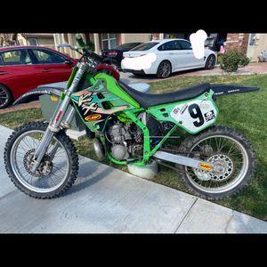 Dirt Bike Kawasaki for Sale in Corona, CA