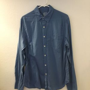 Levi's Men's Blue Button Down Shirt for Sale in Santa Monica, CA