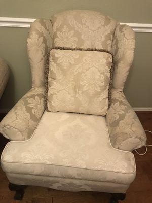 Fabric chair for Sale in Land O Lakes, FL