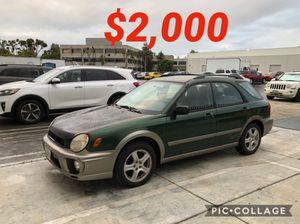 Subaru Impreza 2002 for Sale in Inglewood, CA