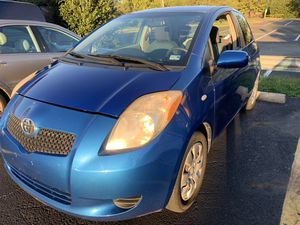 Toyota Yaris If you are looking for a compact, functional car, the Yaris is perfect. Good ride very cheap price Excellent fuel economy .(Manual tran for Sale in Woodbridge, VA
