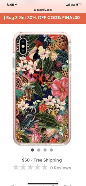 iPhone X max casetify for Sale in Hialeah, FL