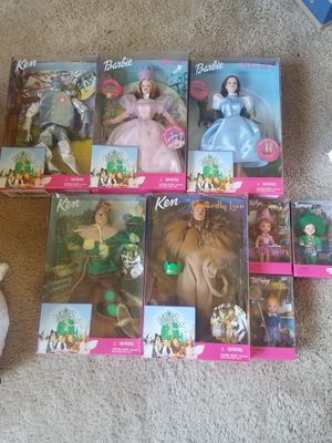 Wizard of Oz Barbie Collection for Sale in Beaverton, OR