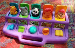 Playskool Pop Up Pals Baby Toy Vintage Kids for Sale in Denham Springs, LA