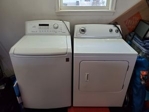 Washer and Dryer for Sale in Oakton, VA