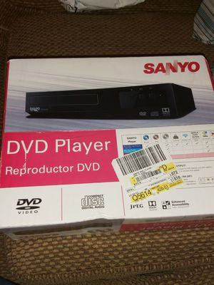Sanyo DVD player for Sale in Baton Rouge, LA