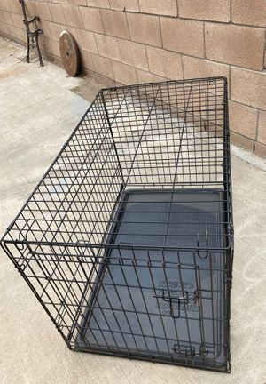 Dog crate, large for Sale in March Air Reserve Base, CA