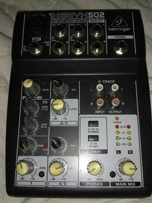 DJ EQUIPMENT MIXER for Sale in Independence, MO