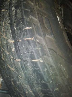 Like New. L.T Truck Tires for Sale in Valley Center, KS