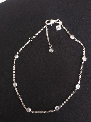 SILPADA~ STERLING SILVER 925 CZ ANKLET for Sale in Zionsville, IN