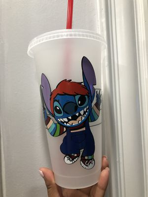 Chucky Stitch Cup for Sale in Garden Grove, CA