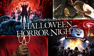 Hollywood horror nights Oct 26 for Sale in Fontana, CA