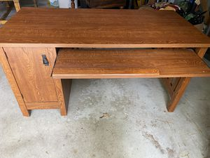 Large computer desk for Sale in Northport, MI