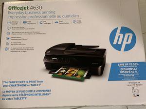 """HP OfficeJet 4630 Wireless Printer/scanner/ copier/ fax - """"Like New"""" for Sale in Boca Raton, FL"""