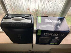 Paper Shredder for Sale in Auburn, WA